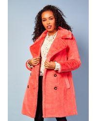 Baloot Clothing Josefina Coat - Red