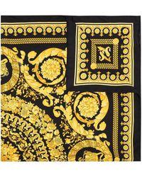 Versace Scarfs Black - Multicolor