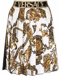 Versace Jeans Couture Skirts Black