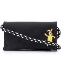 Marni Dance Bunny Rope Wallet - Multicolor