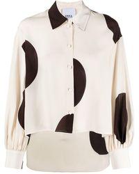 Erika Cavallini Semi Couture Semi-couture Shirts White