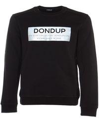 Dondup Sweaters Black
