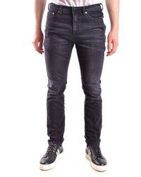 Neil Barrett Jeans In - Black