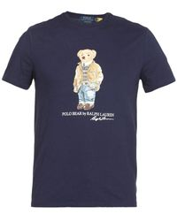 Ralph Lauren T-shirts And Polos - Blue