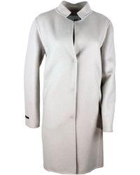 Manzoni 24 Coats Cream - Grey