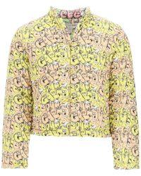 Comme des Garçons Comme Des Garcons Shirt Comme Des Garçons Shirt X Kaws Jacket - Multicolour