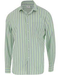 Aspesi Shirts - Green