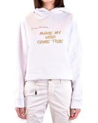 Giada Benincasa Sweatshirts Hooded - White