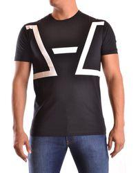 Les Hommes T-shirts - Black