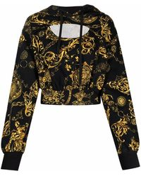 Versace Jeans Couture Jumpers Black