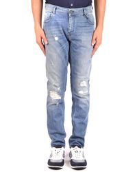 Paolo Pecora Jeans In - Blue