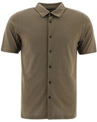 Roberto Collina Lightweight Classic Shirt - Green