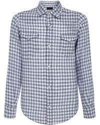 Alanui Shirts Blue