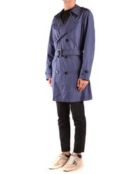 Fay Trenches - Blue