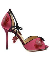 Charlotte Olympia Sandals - Multicolour