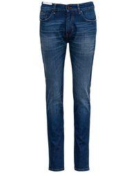 PT01 Rock Denim Jeans - Blue