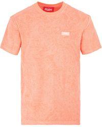 032c Cotton T-shirt Tshirt - Pink