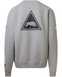 Heron Preston Cotton Sweatshirt - Grey