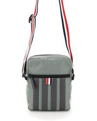Thom Browne Nylon Crossbody Bag - Multicolour