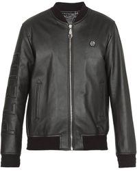 Philipp Plein Coats Black