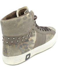 Date Trainers - Brown