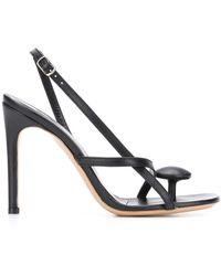 Coperni Sandals Black