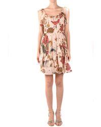Liu Jo Dress Elegant - Pink