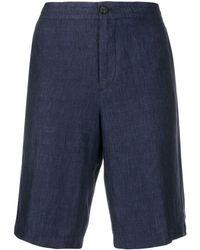 Ermenegildo Zegna Shorts - Blue