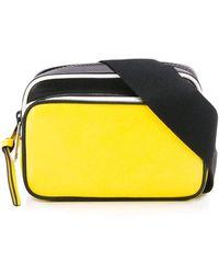 Givenchy Mc3 Logo Sac Ceinture Belt Bag - Yellow