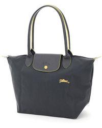 Longchamp Le Pliage Club Bag - Black