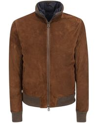 Stewart Nuvola Jolly - Jacket With Removable Waistcoat - Brown