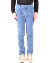Jacob Cohen - Trousers In - Lyst