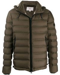 Peuterey Coats Green - Multicolour