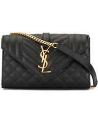 Saint Laurent Bags.. - Black