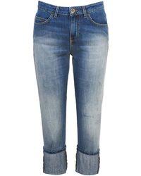 Pinko Blue Becca Boyfriend Jeans