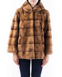 FRAME Coats Beige - Multicolor