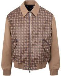 Berluti Blouson Jacket - Brown