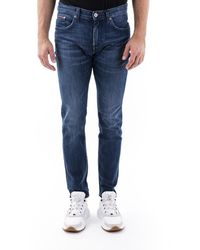 Tommy Hilfiger Trousers - Blue