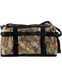 """The North Face """"base Camp S"""" Duffel - Brown"""
