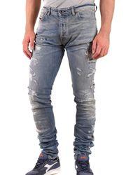 Diesel Black Gold Jeans - Blue