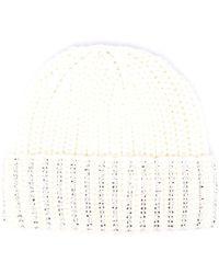 Ermanno Scervino Hats - White