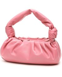 Miu Miu 2 Knot Nappa Bag - Pink