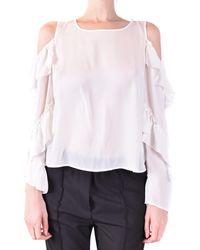 Patrizia Pepe Shirts Casual - White