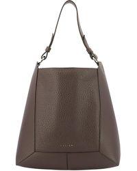 """Orciani """"frame"""" Shoulder Bag - Brown"""