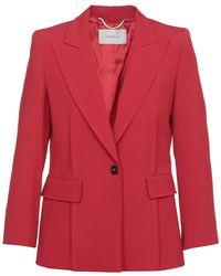 Marella Jackets Red