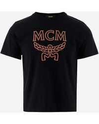 MCM T-shirts And Polos - Black