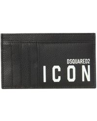 DSquared² Other Materials Wallet - Black