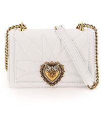 Dolce & Gabbana - Devotion Crossbody Mini Bag - Lyst