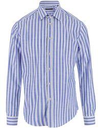 Brian Dales Shirts - Blue
