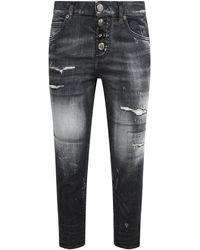 DSquared² Denim Jeans - Blue